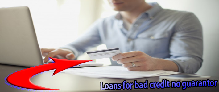 Loans for bad credit no guarantor ECL