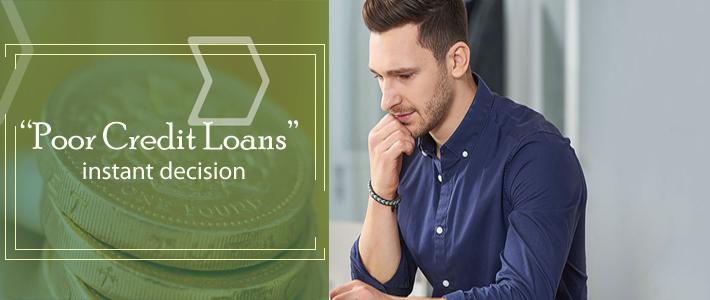 Poor-credit-loans-instant-decision